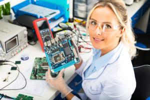 study electronics engineering in Ukraine
