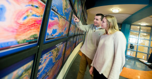 study meteorology in Ukraine